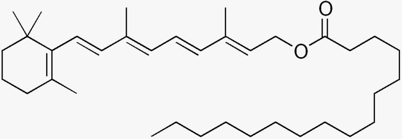 Come funziona il disinfettante RETINYL PALMITATE